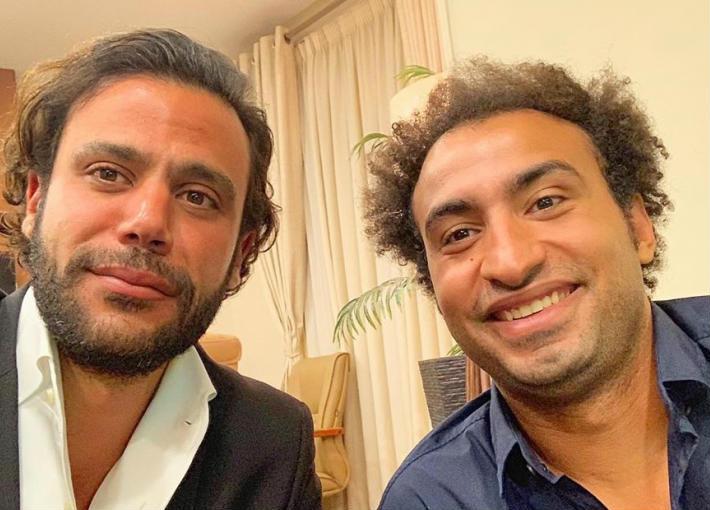 محمد إمام وعلي ربيع