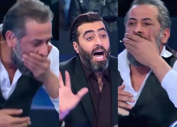 عبد المنعم عمايري وباسم ياخور
