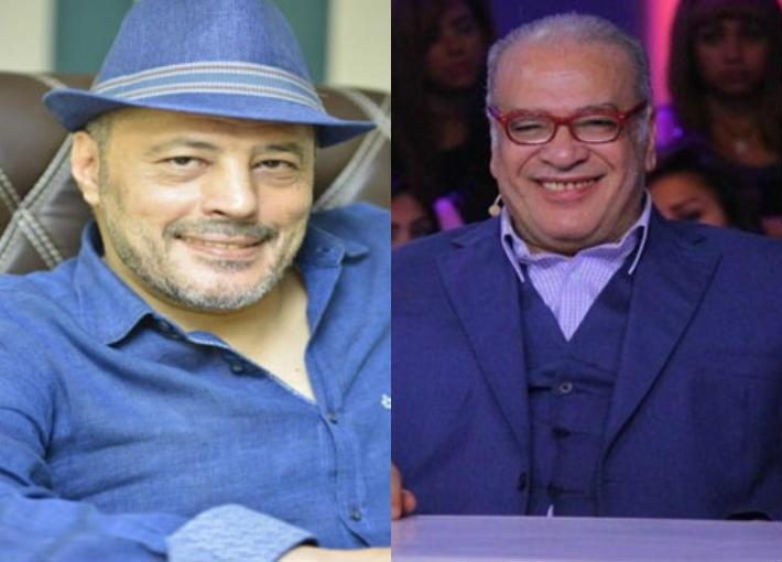 صلاح عبد الله وعمرو عبد الجليل