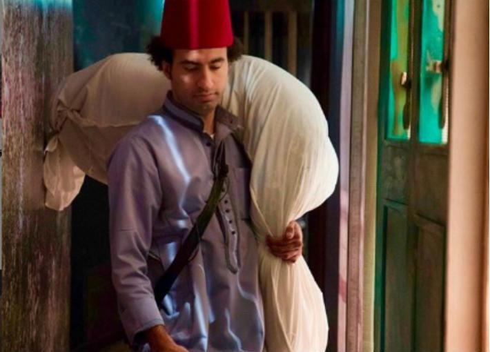 """علي ربيع بكواليس مسرحية """"ريا أو سكينة"""""""
