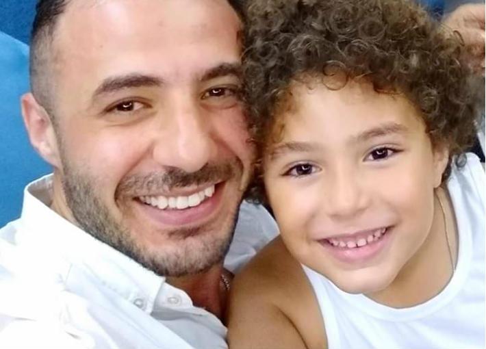 ياسين ووالده