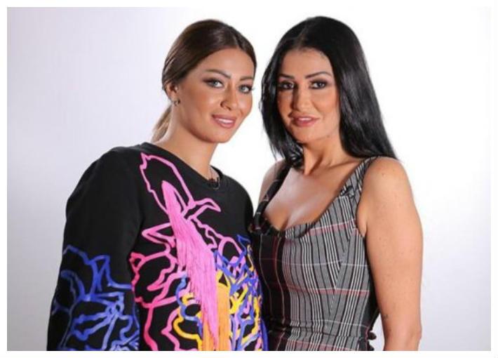 غادة عبد الرازق وابنتها