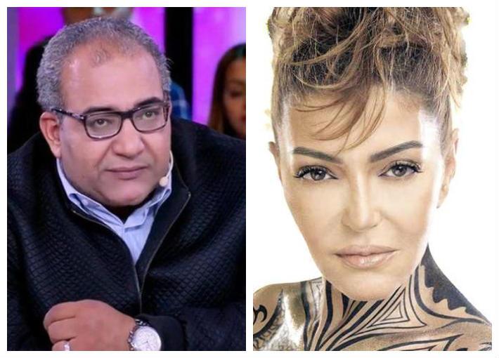 سميرة سعيد وبيومي فؤاد