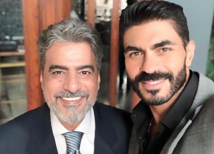 خالد سليم وجمال عبد الناصر