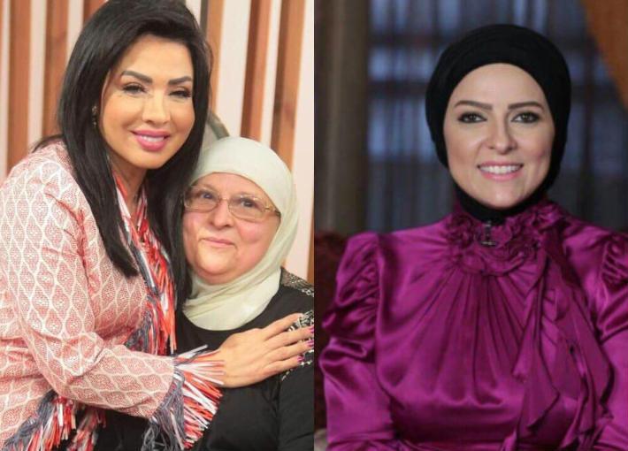 والدة دعاء فاروق