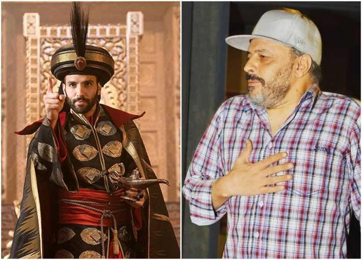 """عمرو عبد الجليل والسلطان """"جعفر"""""""
