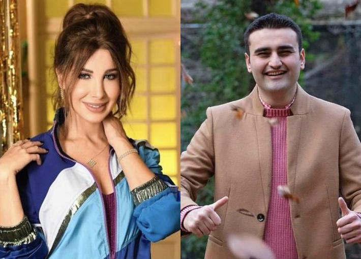 الشيف بوراك ونانسي عجرم