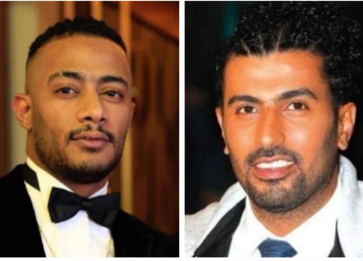 محمد رمضان ومحمد سامي