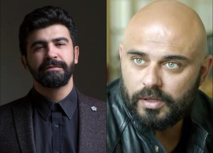 أحمد صلاح حسني ومحمد عبد المعطي