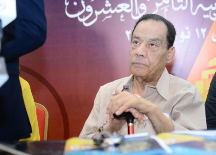 حلمي بكر من مؤتمر مهرجان الموسيقى العربية