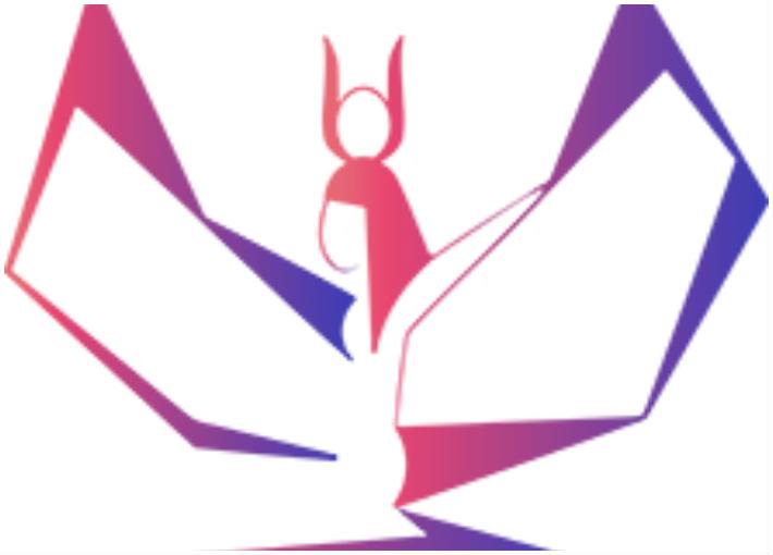 الرمز الدعائي لمهرجان إيزيس الدولي لمسرح المرأة