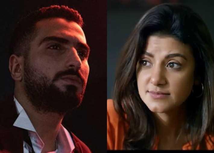 ياسمين علي ومحمد الشرنوبي