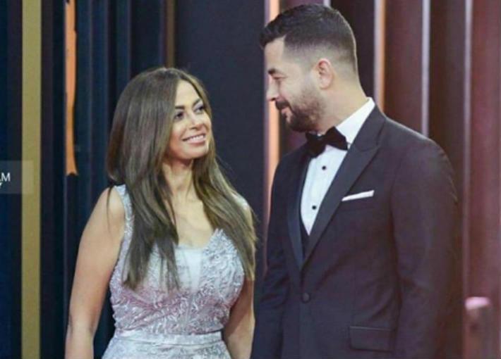 شريف سلامة وداليا مصطفى