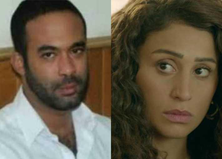 دينا الشربيني وهيثم أحمد زكي