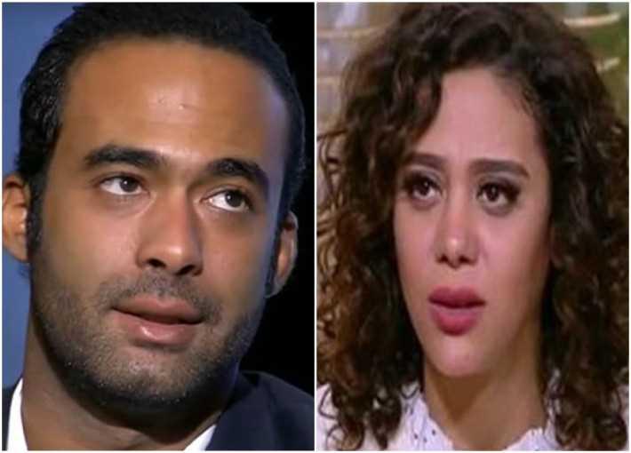 كوكي مجدي وهيثم أحمد زكي