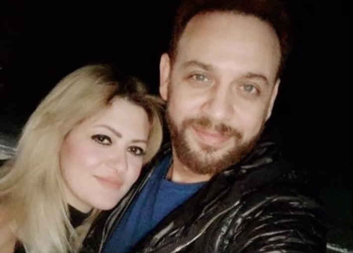 مصطفى قمر وزوجته الثانية