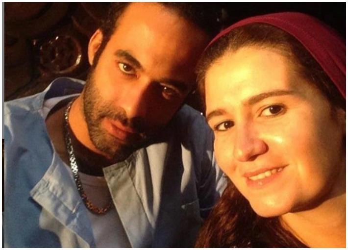 هنا شيحة وهيثم أحمد زكي