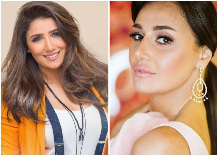 حلا شيحة ومي عمر