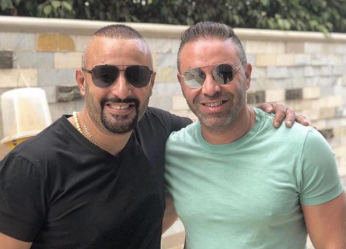 أحمد السقا وحازم إمام