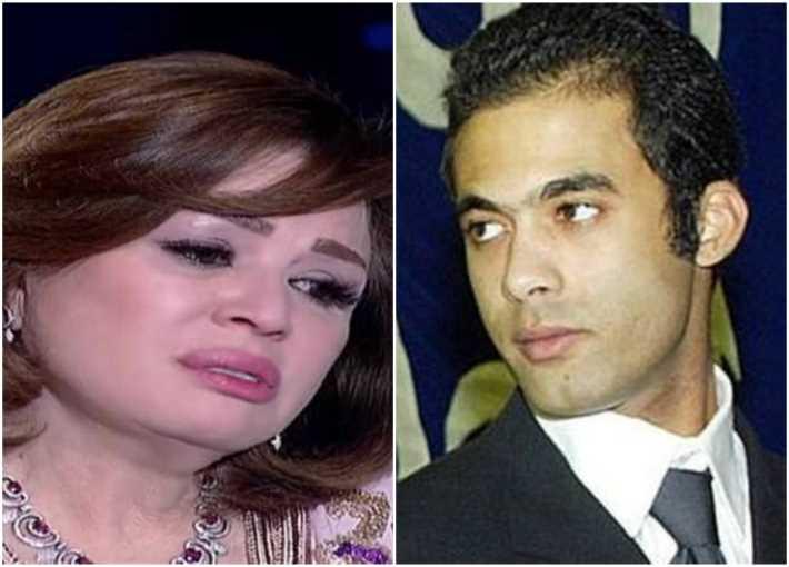إلهام شاهين وهيثم أحمد زكي