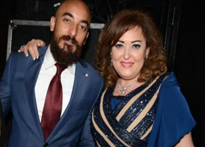 نهال عنبر وحسام الحسيني