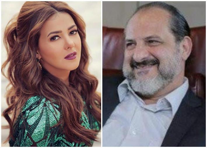 خالد الصاوي ودنيا سمير غانم