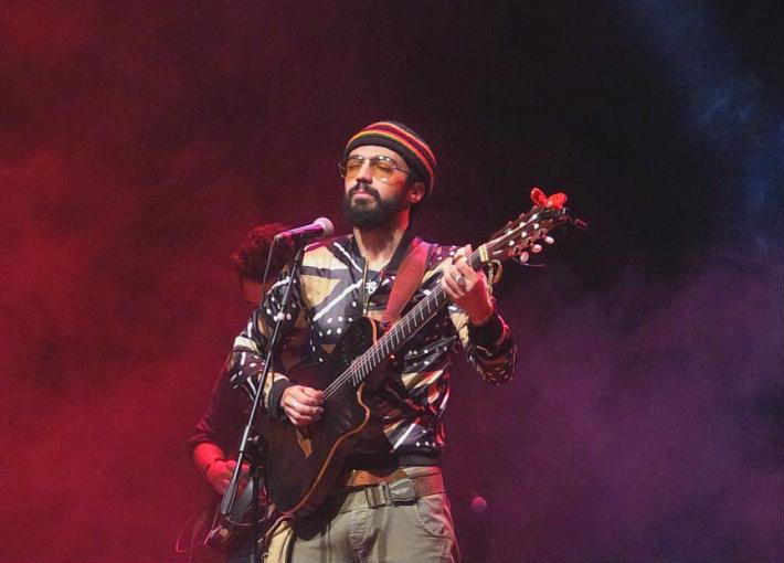 الفنان الجزائري Djam