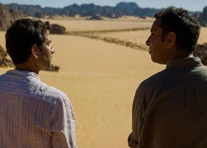 الفيلم الجزائري أبو ليلى