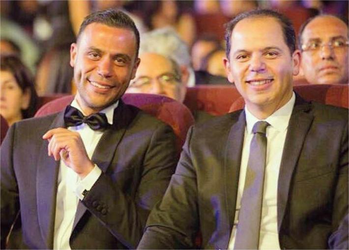 رامي ومحمد إمام