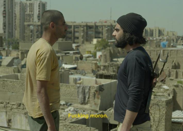 """فيلم """"شارع حيفا"""""""