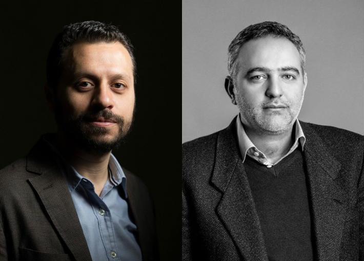 أحمد شوقي ومحمد حفظي