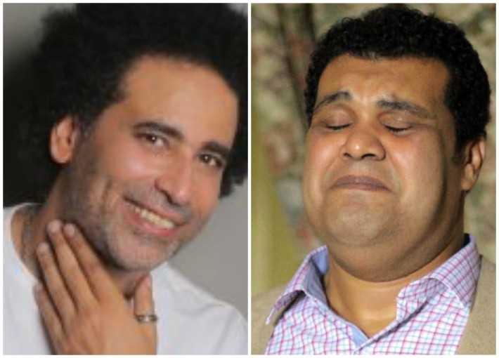 أحمد فتحي ومصطفى شوقي