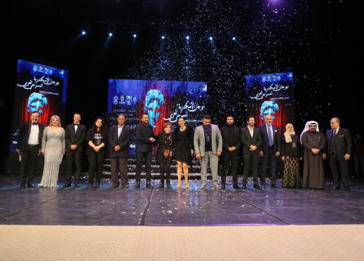 مهرجان المسرحي العربي