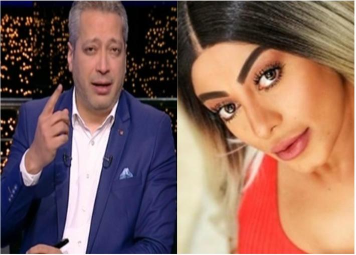 مريهان هشام وتامر أمين