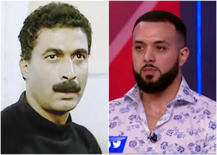 أحمد زكي ورامي عز الدين