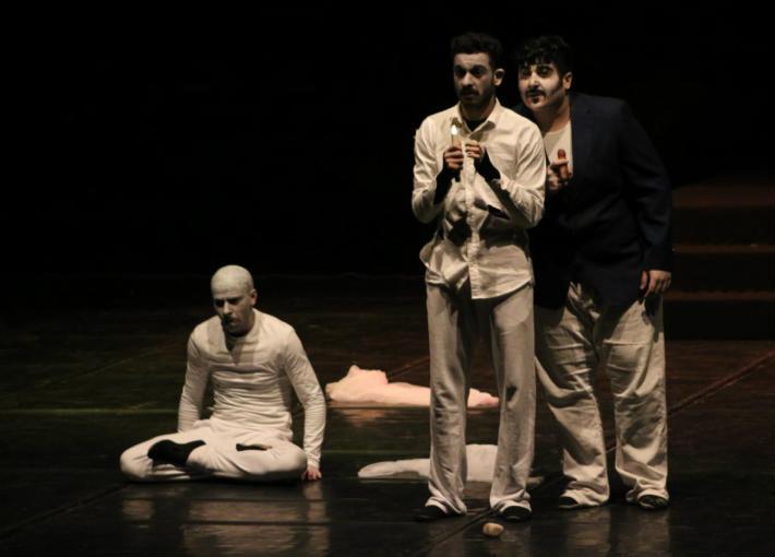 مهرجان الإسكندرية للمسرح العربي