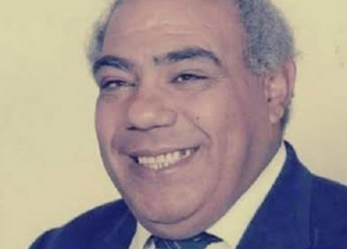 الفنان علي الشريف