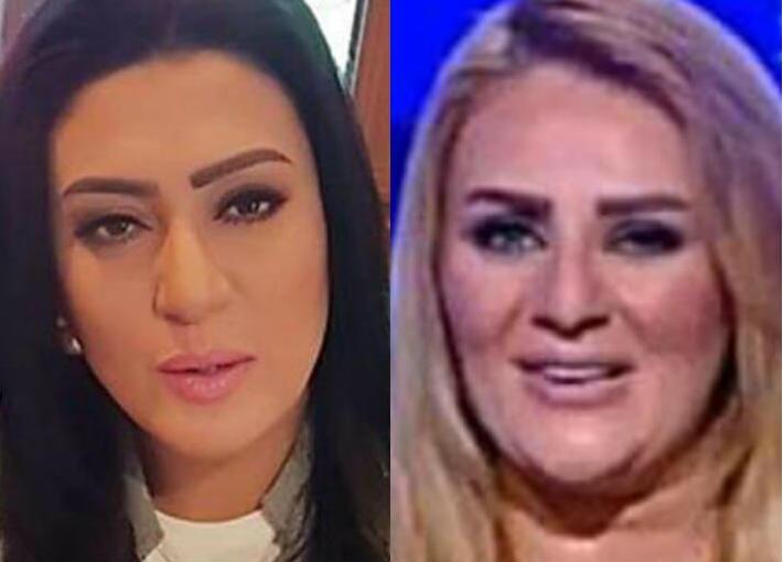 رانيا محمود ياسين ووفاء صادق
