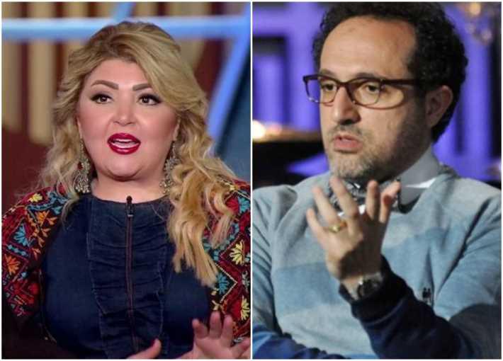 شريف مدكور ومها أحمد