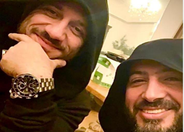 مجدي الهواري وأحمد مكي