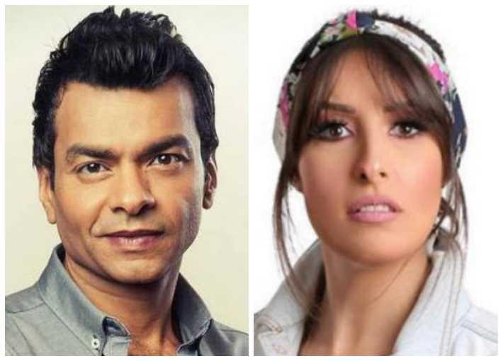 جيلان علاء ومحمد محيي