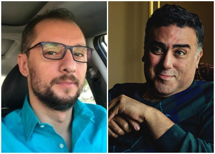 تامر حبيب ومحمد سليمان عبد المالك