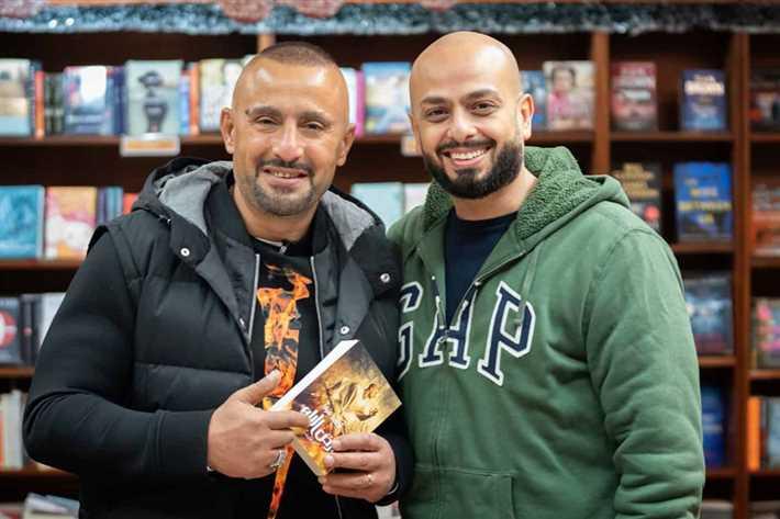 أحمد السقا وأحمد مراد