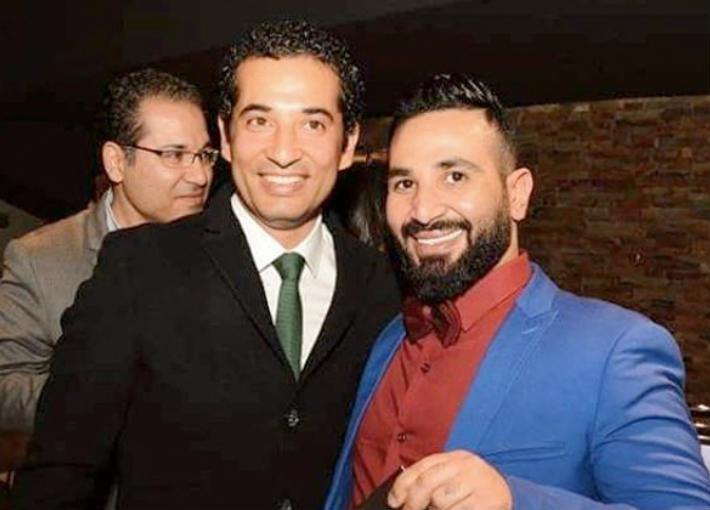 عمرو وأحمد سعد
