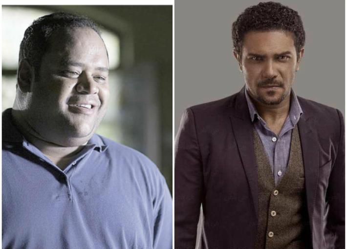 آسر ياسين ومحمد ممدوح