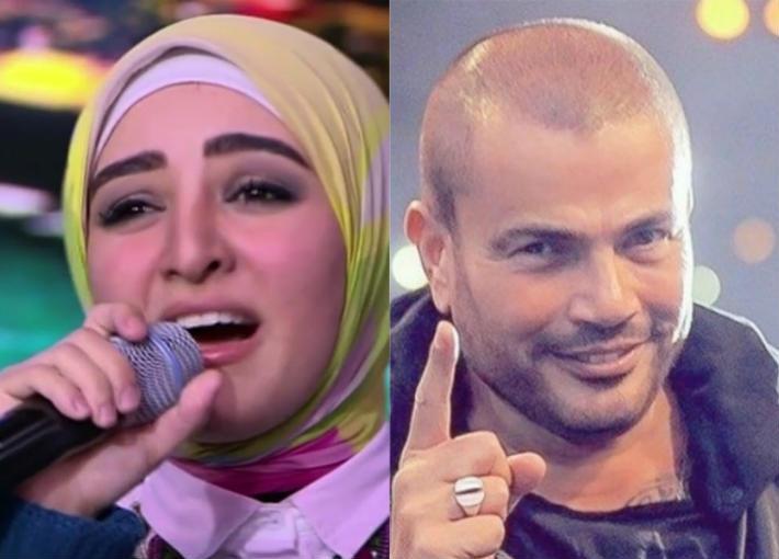 عمرو دياب وهلا رشدي