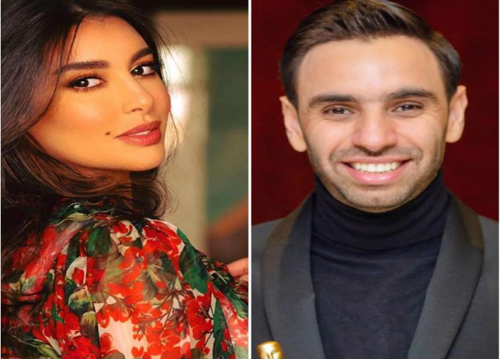 أحمد الشامي وياسمين صبري