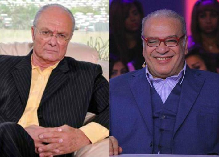 صلاح عبد الله ويوسف فوزي