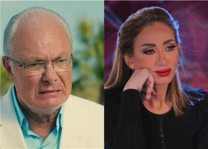 ريهام سعيد ويوسف فوزي
