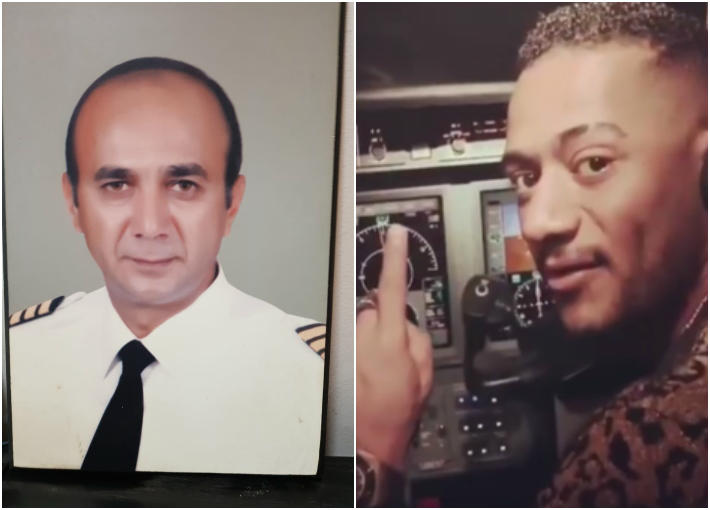 فيديو الطيار الموقوف بسبب محمد رمضان يكشف وضعه الحالي خبر في الفن